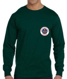 T-Shirt LS - Forest Green