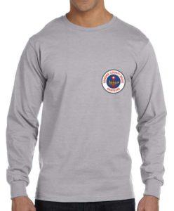 T-Shirt LS - Sport Gray