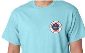 T-Shirt - Sky Blue