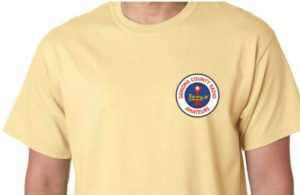 T-Shirt - Yellow Haze