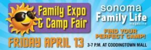 Sonoma Family Life Magazine Camp Fair - SCRA Information Booth @ Coddintown Mall | Santa Rosa | California | United States